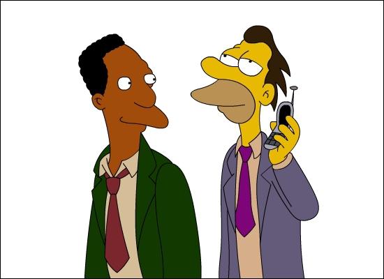 Qui sont les amis d'Homer ?