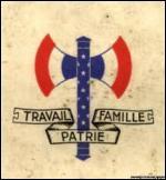 Quel était le titre de la chanson de propagande qui présentait le maréchal Pétain comme le sauveur de la France ?