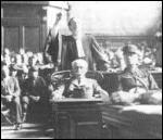 Jugé à la Libération pour intelligence avec l'ennemi et haute trahison, à quelle peine le maréchal Pétain est-il condamné par la Haute Cour de justice ?