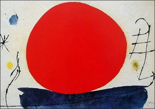 Titolo, joli cercle rouge, a été peint par ?