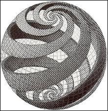 Dorabella est une spirale en sphère peinte par ?