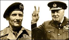 Qui Churchill a-t-il nommé commandant en chef de l'armée britannique lors du débarquement en Normandie en juin1944 ?