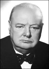 Quel pays Winston Churchill (1874-1965) a-t-il dirigé pendant la 2ème Guerre mondiale ?
