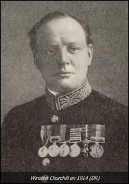 Durant la 1ère Guerre mondiale, il avait le titre de 'Premier Lord de l'Amirauté '. En quoi cette fonction consiste-t-elle ?