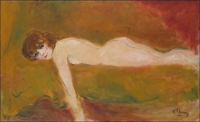 Qui a peint 'Portrait de Colette' ?