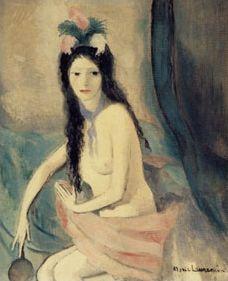 Nus peints par des femmes