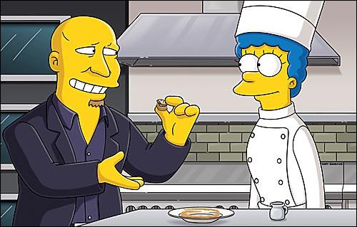 Ce chef adorait la cuisine de maman. Papa était ultra jaloux en mangeant ses donuts devant la TV, et puis, après 3 bières, il ne se souvenait plus pourquoi il était en colère, et il s'endormait devant