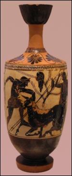 Dans la mythologie, qui affronta le taureau de Marathon ?