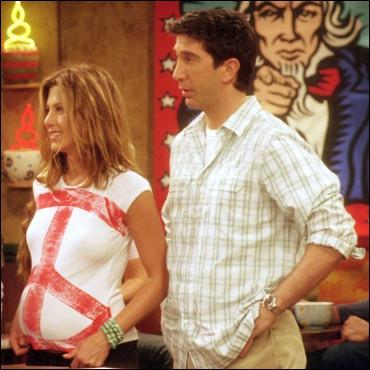 Comment s'appelle le bébé de Rachel et de Ross ?