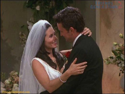 Allez on continue sur les petits Friends : comment s'appellent les bébés de Monica et Chandler ?