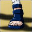 Ces sandales sont portées par :