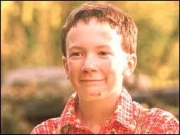 Dans quel film peut-on voir cet enfant très spécial à l'air attardé et surnommé 'Duddits' ?