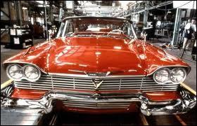 Quel est le petit nom de cette Plymouth Fury 1958 'hantée' ?
