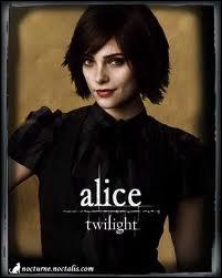 Quel est le don d'Alice ?