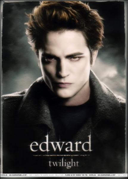 Quel acteur incarne Edward Cullen ?