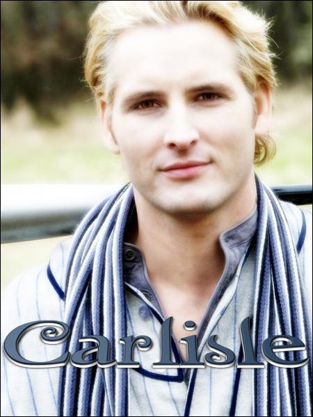 Quel acteur incarne Carlisle Cullen ?