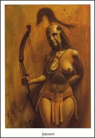 Pourquoi les Amazones se coupaient-elles le sein droit ?
