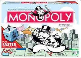 Combien y a-t-il de cases sur une jeu de ' Monopoly ' ?