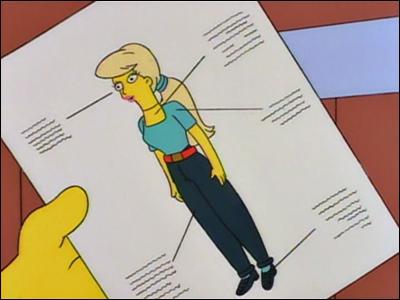Quelle est la poupée préférée de Lisa ?