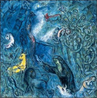 Et enfin voici 'L'Arche de Noé'. Qui l'a peinte ?