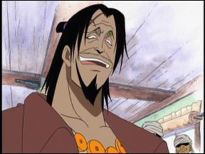 Quel brigand voulut tuer Luffy ?