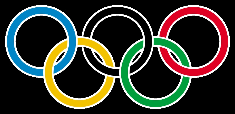Rio 2016 : le logo des Jeux Olympiques » Impression graphique