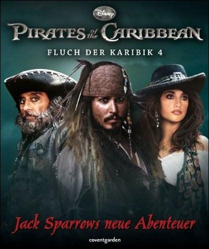 Comment se nomme le livre qui a inspiré Pirates des Caraïbes 4 ?