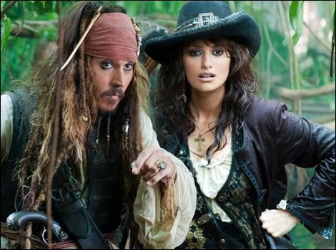 Où Jack a-t-il recontré Angelica pour la premiére fois ?