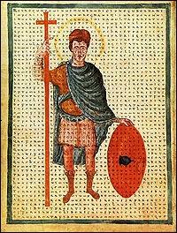 Sa grande piété valut au roi Louis 1er le surnom de 'Le Pieux'. Cet empereur d'Occident régna de 814 à 840 et fut inhumé à Metz. C'était le fils de :
