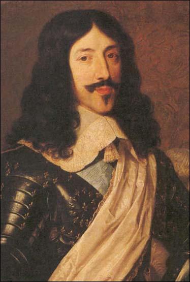 Roi de France surnommé 'Le Juste', Louis XIII régna au cours du XVIIe siècle. De qui était-il le fils ?