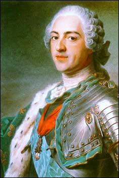 Le Bien-Aimé Louis XV succéda à son arrière-grand-père. On dit qu'il gouverna le pays sous l'influence de sa maîtresse officielle qui était ...