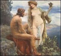 Comment s'appelait la nymphe qui a recueilli Ulysse et le retenait sur son île ?