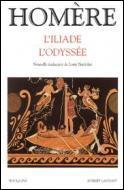 Dans quelle épopée Homère relate-t-il le fabuleux voyage d'Ulysse ?
