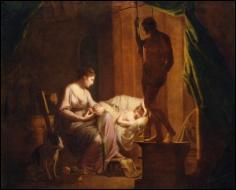 Que faisait-elle la nuit pour  faire patienter  ses prétendants en attendant le retour hypothétique d'Ulysse ?