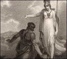 Quelle était la déesse protectrice d'Ulysse pendant toutes ces aventures ?