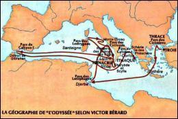 Combien de temps a duré son voyage d'errance à travers la Méditerranée ?