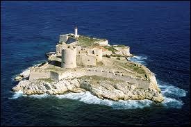 En quelle année a débuter la construction du ' Château d'If ' ?