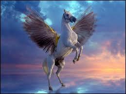 D'où sort Pégasse, le cheval ailé ?