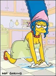 Est-ce que Marge a déjà embrassé une fille ?