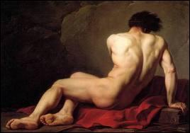 Qui a peint 'Patrocle' ?
