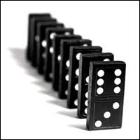 Combien de valeurs différentes peut-on trouver sur les dominos ?