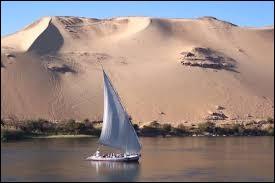 ''Voiles sur les filles / Barques sur le Nil / Je suis dans ta vie / Je suis dans tes bras... ''