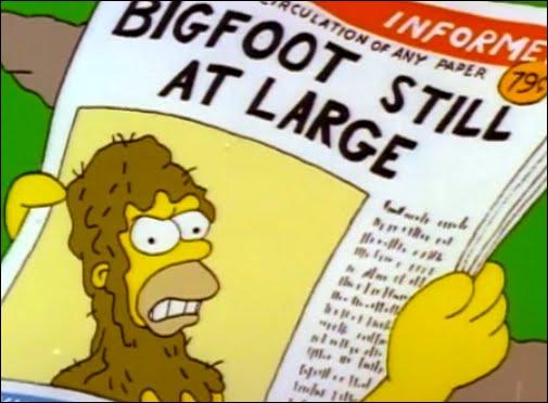 Qui est en vérité Bigfoot (créature mi-homme mi-singe) ?