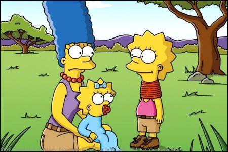 Quel est le nom du premier livre de Marge ?