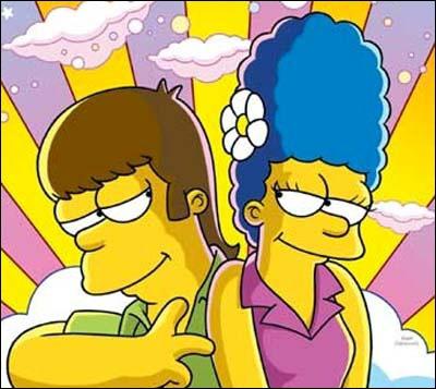 Comment se nommait la maîtresse d'Homer en CM2 ?