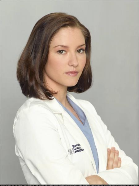 Qui interprète le rôle de Lexie Grey ?