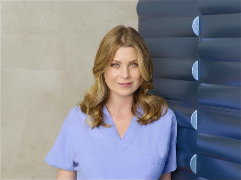 Qui interprète le rôle de Meredith Grey ?