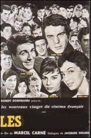 Deux célèbres débutants dans ce film de1958 : Les ... ...