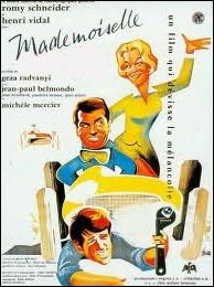 Aux côtés de Romy Schneider en 1959 dans : Mademoiselle ... . .