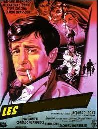 Reporter-photographe dans ce film de 1960 : Les ... ...
